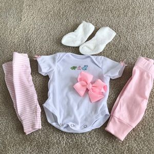 PREEMIE GIRL BUNDLE NWOT